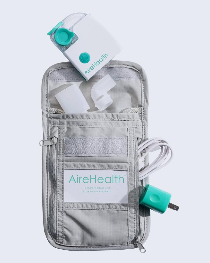 AireHealth Portable Nebulizer Kit, AireHealth