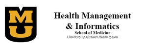 University of Missouri, Dept of Health Mgmt & Informatics logo