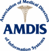 Association of Medical Directors of Information Systems logo