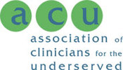 Association of Clinicians For the Underserved (ACU) logo
