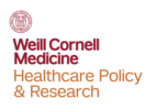 Weill Cornell Medicine, Department of Healthcare Policy and Research logo