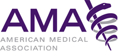 American Medical Association (AMA) logo