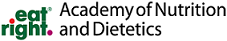 Academy Of Nutrition & Dietetics logo